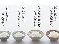 お米の向後米穀の写真